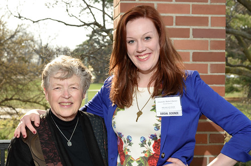 2014 Spring President's Graduate Reception