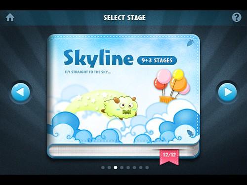 CarrotFantasy Level Selection: screenshots, UI