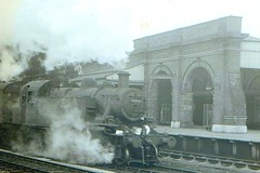 BR2P  41313 at Bournemouth. (Chris the coal.) Tags: tank 2p bournemouth lms shunter 41313