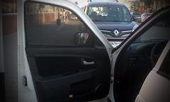 Солнцезащитные автомобильные шторки каркасного типа Blackton.