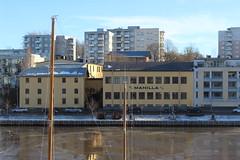 Aurajoki, Canon EOS 1200D