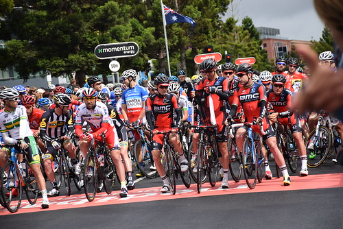 Cadel Evans Great Ocean Road Roace