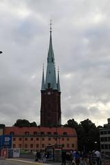 Klara kyrka (Kjell Lindmark) Tags: stockholm klara klarakyrka norrmalm klarabergsgatan stockholmcity kyrktorn