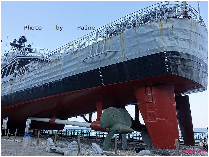 江陵統一公園 南北韓戰艦 (2).JPG