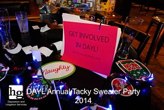 "DAYL 2014 Tacky Sweater Party • <a style=""font-size:0.8em;"" href=""http://www.flickr.com/photos/128417200@N03/16487152506/"" target=""_blank"">View on Flickr</a>"