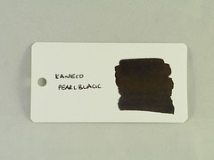 Kaweco Pearl Black - Word Card