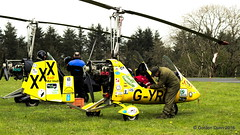IMG_0477 (ppg_pelgis) Tags: school ireland summer flying may norman northern surplus flyin airfield gyro tyrone autogyro 2016 omagh carrickmore gyroplane