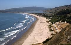 Stinson Beach and Bolinas Lagoon (birdgal5) Tags: california marincounty stinsonbeach bolinaslagoon 35mmslide ggnra 55mmf35micropc nikkormatel may1977