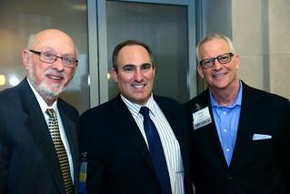 Wayne Luplow, Wade Witmer and John Lawson