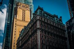 New York architecture (Stockografie) Tags: usa newyork fuji raf xf35 xpro1