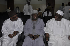 Kano State special town meeting - courtesy visit and town hall meeting