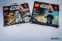 Lego May the 4th 2016 Polybags (gnaat_lego) Tags: lego review stormtrooper 2016 maythe4th polybag gnaat firstorderstormtrooper firstordergeneral hellobricks