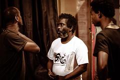 Bastidores e Debates (hbaratella) Tags: brasil ensaio teatro photography theater sopaulo scene fotografia abel scenes cenas pea caim caimeabel