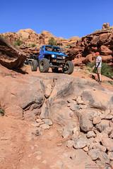 moab-110 (LuceroPhotos) Tags: utah jeeps moab cliffhanger jeeping