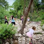 Amalie discovers a nature yoga group thumbnail