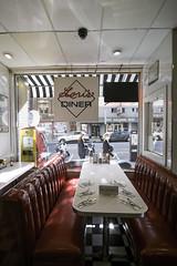 Lori's Diner (mark.hogan) Tags: sanfrancisco california architecture restaurant downtown interior wideangle unionsquare