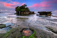 Sunrise at Tanah Lot (Helminadia Ranford) Tags: tanahlot temple bali sunrie sunrise nature travel landscape indonesia asia