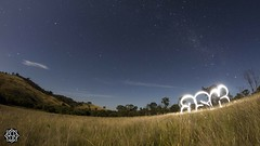 Australia Alps (MISHKA Vision - Light Graffer) Tags: longexposure lightpainting australie expositionlongue lightgraff