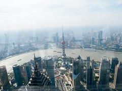 World Financial Center (LisaHong) Tags: world china shanghai center pudong financial