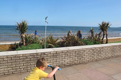 IMG_1951Site4 (janohighway) Tags: summer sculpture art design seaside community selection environment choice recycling collective debate teignmouth outdoorart ecoart sculpturetrail devonuk womenartists trail2016