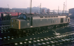 English Electric Type 4 - 223 (dgh2222) Tags: diesel 4 class crewe type depot 40 ee 233