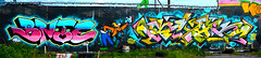 Bnie, Lewse, Smak (SMAK TOWN) Tags: uk england colour swansea wales bristol graffiti early birmingham nation welsh hip hop graff 90s wastelands smak 2016 lewse bnie werbeurghs