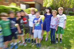 Second-Graders On The Last Day Of School (Joe Shlabotnik) Tags: blurry julian shane violet tyler irene tigran 2016 adamm michaelm thomasf afsdxvrzoomnikkor18105mmf3556ged june2016