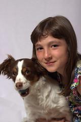 Irene estudio 3prueba (R.D. Gallardo) Tags: animal canon eos raw retrato estudio nios luna nia perro irene 600d buru