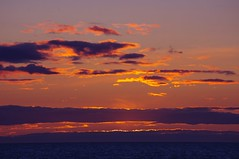 IMGP1935 (h_f_smith) Tags: ocean sunset sea summer wales aberystwyth