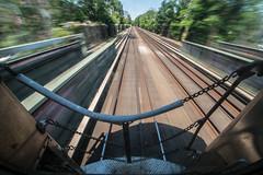 Railfan Window (Nick Gagliardi) Tags: train trains railroad new york city subway parade brt bmt ind triplex ab standard r1 r9 r38 r40 railfan window rapid transit event