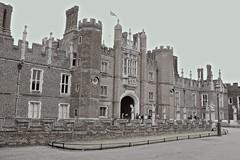 Wolsey (ancientlives) Tags: uk travel england london fuji cardinal may royal palace henry hamptoncourt henryviii 2016 23mm wolsey fujix100s