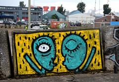 graffiti amsterdam (wojofoto) Tags: streetart holland amsterdam graffiti nederland netherland ndsm wolfgangjosten wojofoto