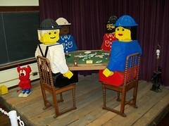 OH Bellaire - Toy & Plastic Brick Museum 101 (scottamus) Tags: ohio sculpture statue lego display exhibit bellaire belmontcounty toyplasticbrickmuseum
