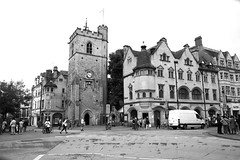 Torre Carfax (Jordi_TH) Tags: oxford anglaterra inglaterra england regne unit reino unido uk architecture blanc negre black white