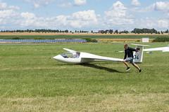 Start Segelflugzeug auf Verkehrslandeplatz Ballenstedt (Corno3) Tags: ballenstedt flugzeug segelflug harzvorland verkehrslandeplatz sachsenanhalt deutschland de