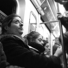 la ltima vez... (valerianuciari1) Tags: darosztajnszrajber sztajnszrajber subte metro pasajero