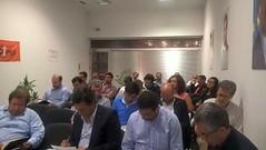 Reunião Comissão Coordenadora Autárquica Nacional com CPD Aveiro