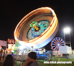 4th of July Wall NJ Gravitron (Mike Black photography) Tags: new carnival summer black mike wheel wall canon photography amusement ride nj 4th july fair ferris shore jersey rides facebook 2016 5ds