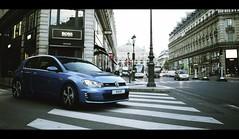 GTI (Thomas_982) Tags: cars gt5 gt6 sport ps3 granturismo vw volkswagen golf gti paris france germany deutschland city street blue traffic