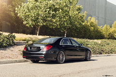m615-brushed-frozen-latte-mercedes-benz-s550-s-class-4 (AvantGardeWheels) Tags: avant garde wheels avantgarde agwheels mercedes mercedesbenz benz s550 sclass s class m615 amg brushed frozen latte bespoke finish finishing flow form wheel rim rims fiften spoke concave staggered rotary forged flowform design designs custom rotaryforged art advanced technology spun