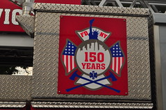 FDNY 150th Anniversary Ladder (Triborough) Tags: nyc newyorkcity ny newyork firetruck fireengine ferrara ladder statenisland concord fdny ffa richmondcounty newyorkcityfiredepartment fdny150