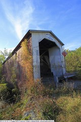 2015-10-16 1178 (Badger 23 / jezevec) Tags: pictures travel bridge vacation tourism arquitetura architecture rural america puente photography photo arquitectura midwest unitedstates image photos indiana images ponte american covered coveredbridge architektur pont brug thingstodo brcke   architettura architectuur arkitektur 1100  destinations midwestern architektura silta   arhitektura ponticello pontcouvert  pontecoberta        arhitektuur overdektebrug   lvka puentecubierto berdachtebrcke stavebnictv overdkketbro katettusilta    dekketbroen pokrytemostu  omfattasbro