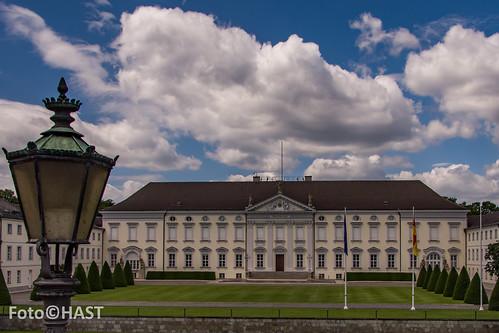 Presidenbtieel paleis. Berlijn