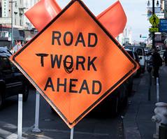 Twerk it (Michael Dunn~!) Tags: sanfrancisco sign streetphotography roadsign marketstreet streetfoto photowalking photowalking20160608