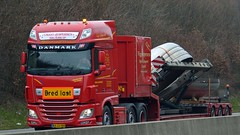 DK - Viggo Jespersen DAF XF 106 SSC (BonsaiTruck) Tags: truck 106 lorry camion trucks viggo lastwagen daf lorries lkw xf lastzug jespersen