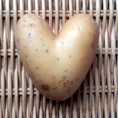 Potato Love (greenoid) Tags: kartoffel potato love heart herz liebe food essen