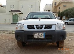Nissan - Pickup - 2014  (saudi-top-cars) Tags: