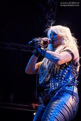 DORO 2905 16 lgg_4696 (Laura Glez Guerra) Tags: live music concert rock directo metal heavy lauragguerra wwwlauragonzalezguerracom doro doropesch esgremi