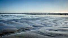 Oreti Beach (Kathrin & Stefan) Tags: ocean sky beach nature island sand outdoor line tasmansea rakiura stewartisland foveauxstrait oretibeach