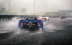 Boat Weather. (Alex Penfold) Tags: italy cars alex car rain weather super autos supercar zonda supercars pagani penfold 2016 raduno c12s